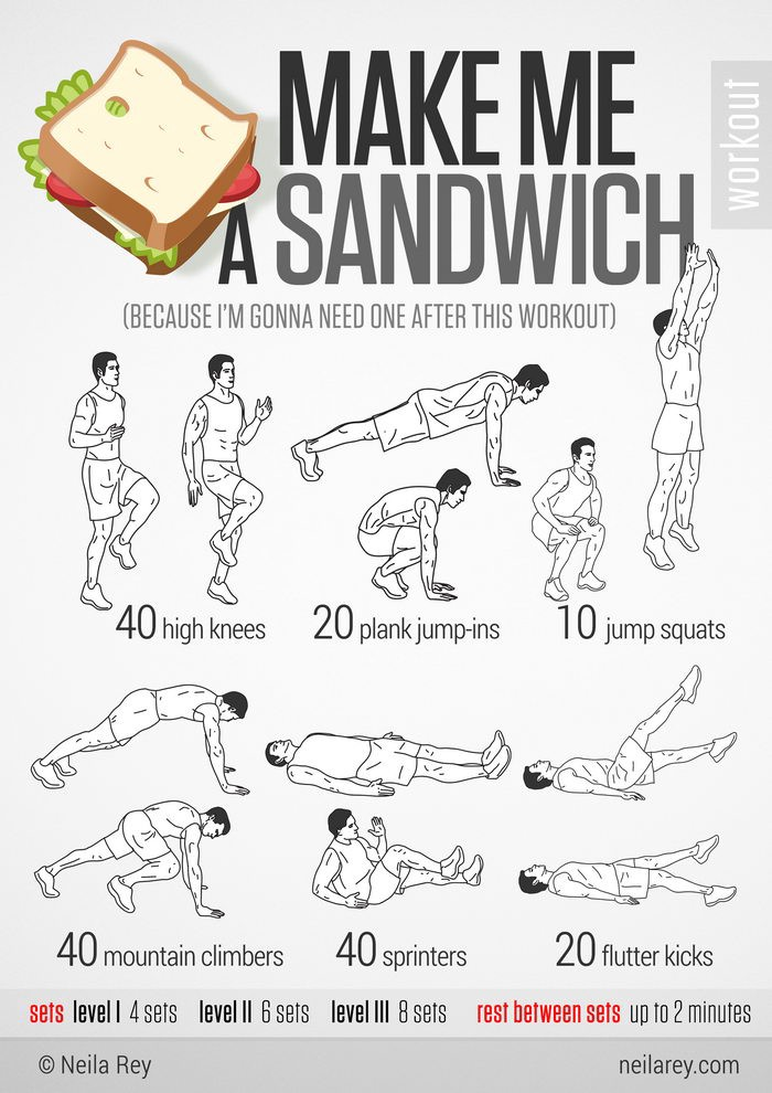 100-no-equipment-workouts-infographics-workout-body-gym-27