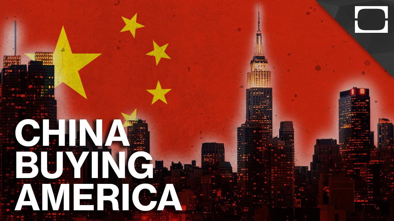 Image result for china buying up america