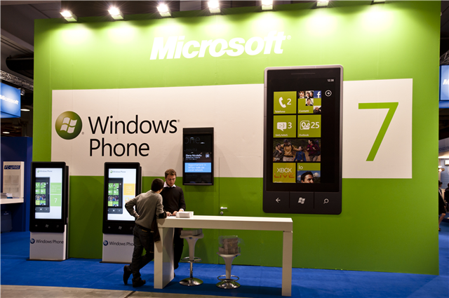 Microsoft and the consumer space