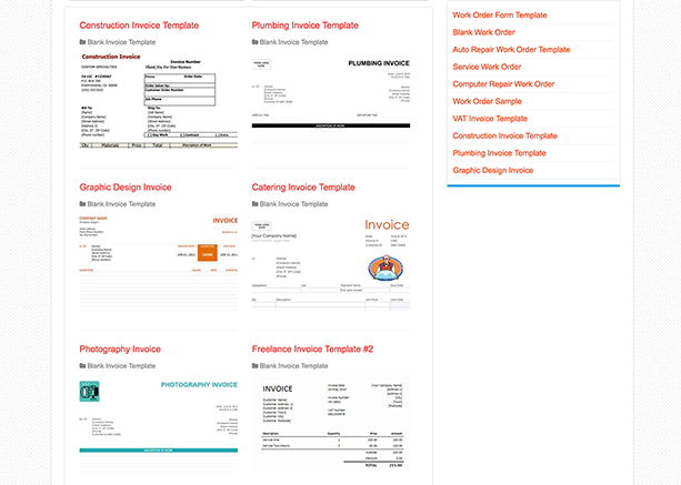 Top 10 free invoice templates resources paymo medium this resource is perfect for beginners who might not know where to look for an invoice template maxwellsz