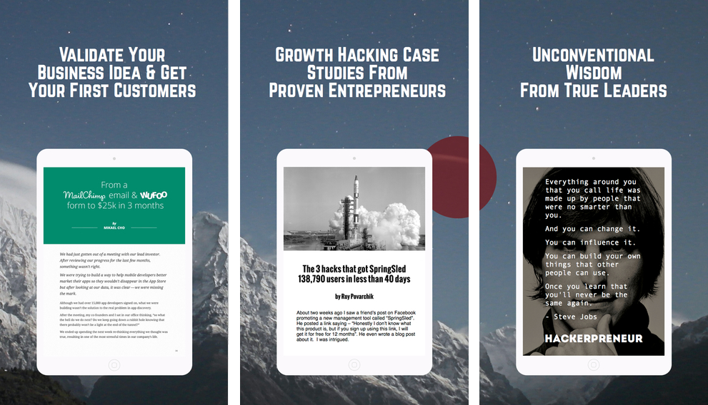Hackerpreneur Magazine Features Actionable Lessons On How To Grow