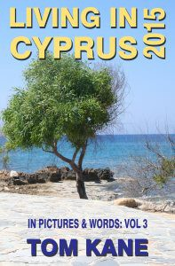image for book cover Living in Cyprus 2015