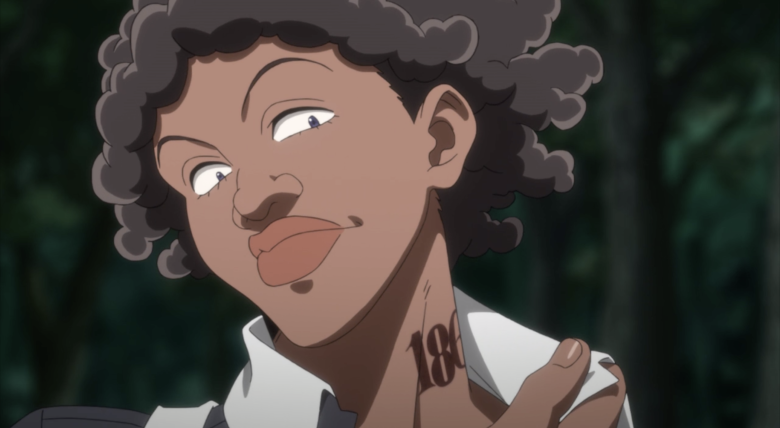 Image result for the promised neverland sister krone anime