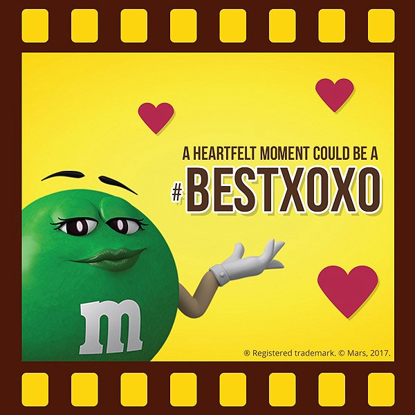 M&M'S® Green Category