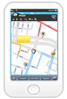 Waze looking for alpha testers for new Android app – Smartphone