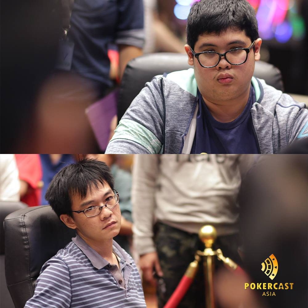 HEADS UP with Winston Kho and Victor Miranda