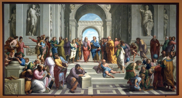 A comparative essay on platos and aristotles philosophies on beauty tragedy and art essay
