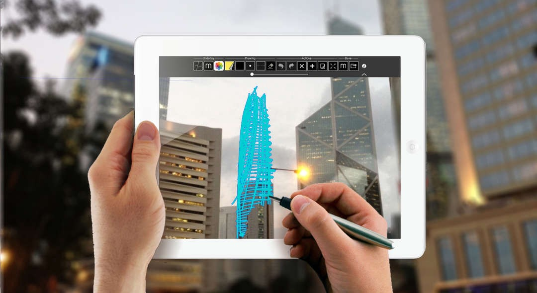 Architect s app of the week turn your ipad into a digital for Architecture 3d ipad