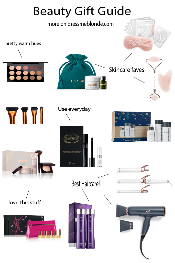 Top 12 Beauty Gift Ideas for the Beauty Lover featured by top Orange County beauty blog, Dress Me Blonde