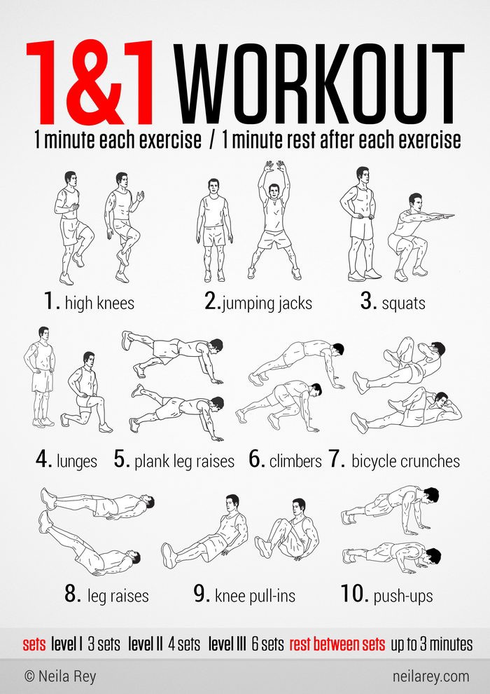 100-no-equipment-workouts-infographics-workout-body-gym-2