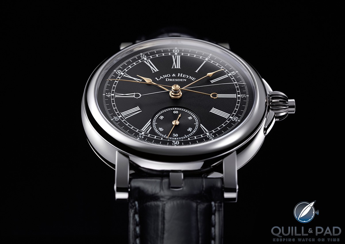 Lang & Heyne Albert in platinum