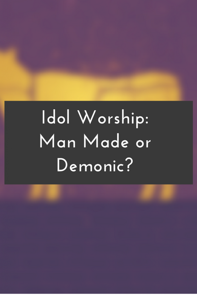 Blog Post | What is an idol and what is idolatry? Let's look at what the Bible says, along with some thoughts from Timothy Keller and Wayne Grudem.