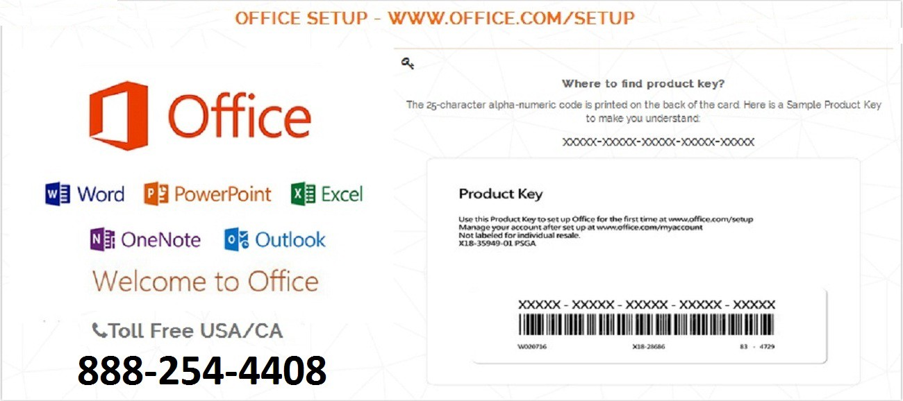 ms office activation code 2016