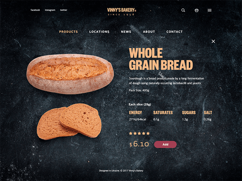 case study of a private bakery In this case study, a description of the method for risk and vulnerability analysis is described together with some of the interesting findings from the analysis which can be of interest for a broader audience.