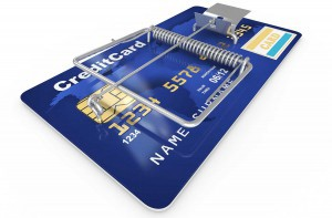 credit card holiday trap money debt spend