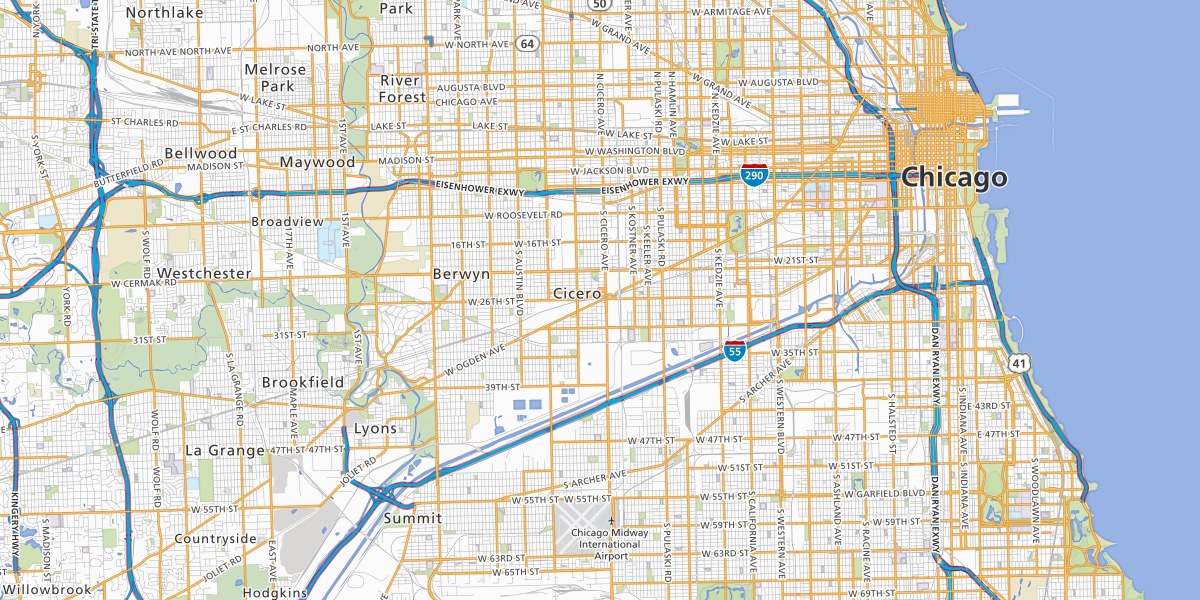 Rand McNally: a new map and a k into the design process on