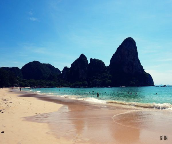 Railay Beach Photo by Vicky from Buddy The Traveling Monkey