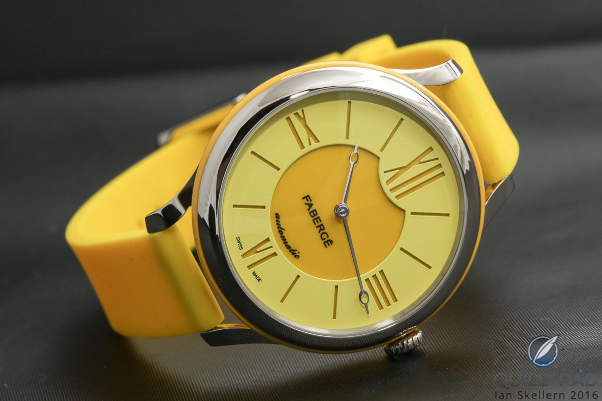Fabergé Flirt Yellow