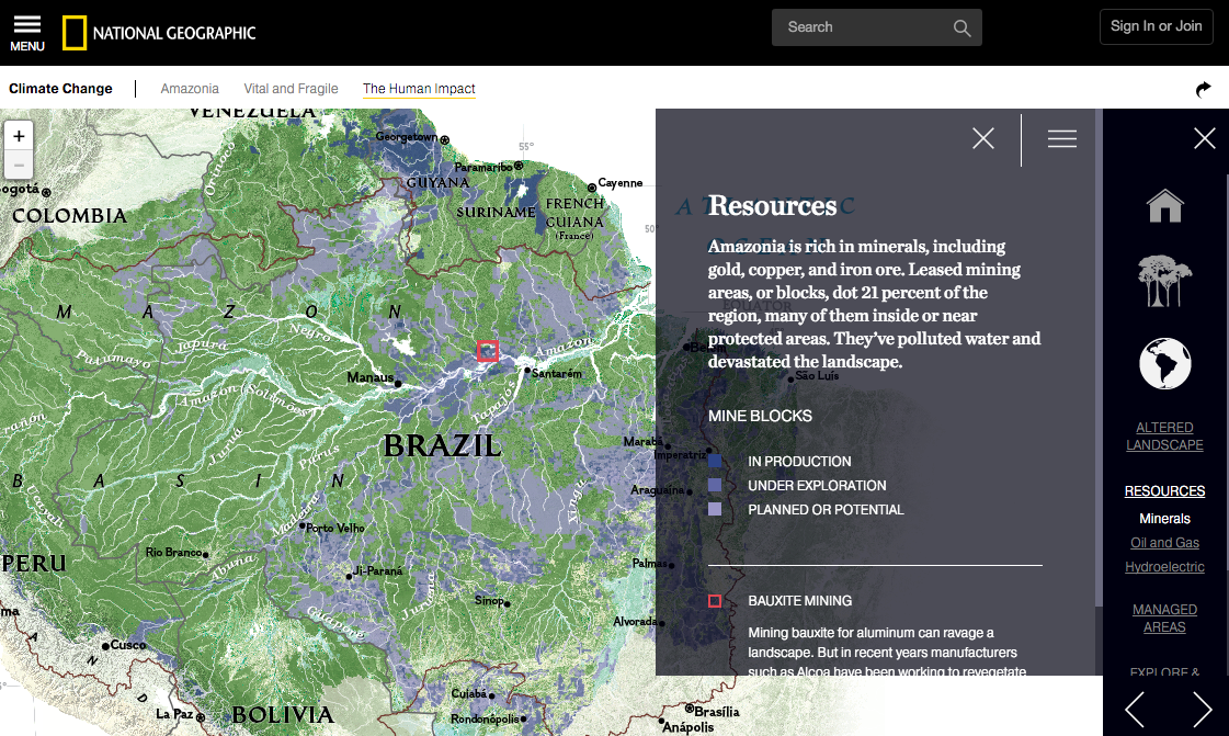 Exploring the amazon with code and data hiamen mineral resources in the amazon basin gumiabroncs Gallery