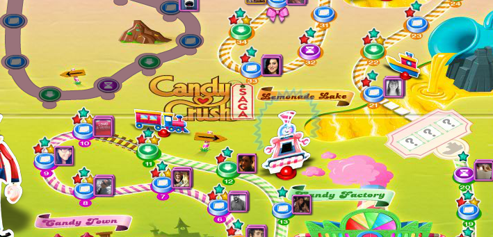 why candy crush saga is taking over the world mobile games medium
