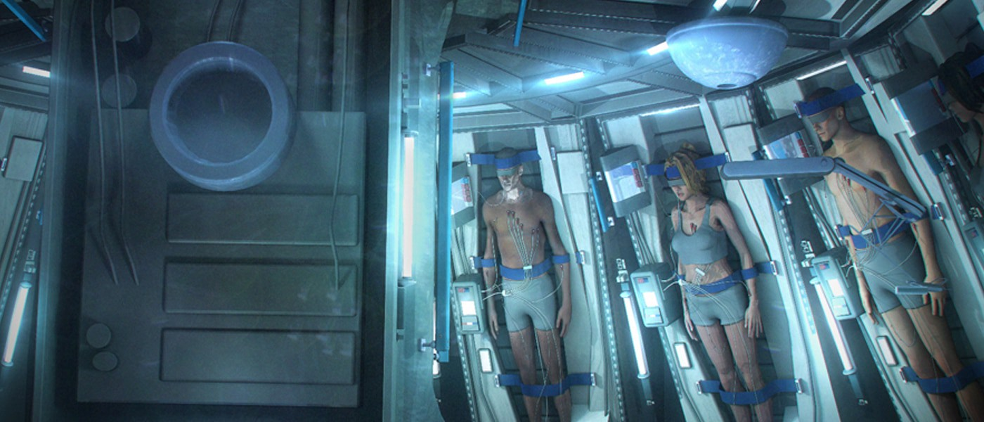 Sleeping Their Way To Mars: A Real-World Stasis Chamber For Space Travel
