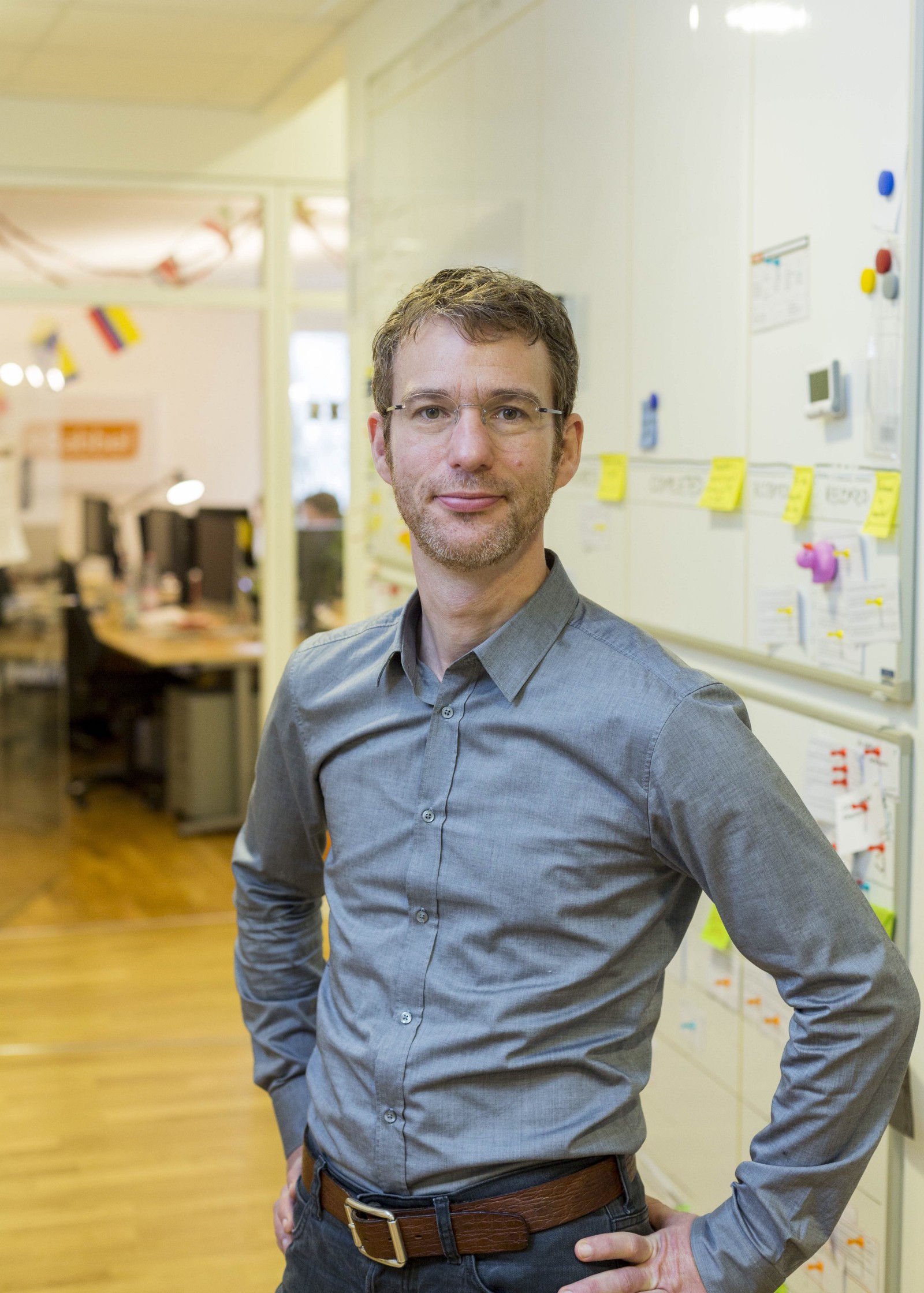 Markus Witte founded Babbel in 200