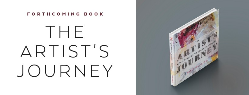The Artists Journey book | Nancy Hillis, M.D.