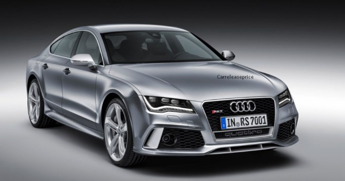 2018 audi RS7 Release Date, Redesign, Review