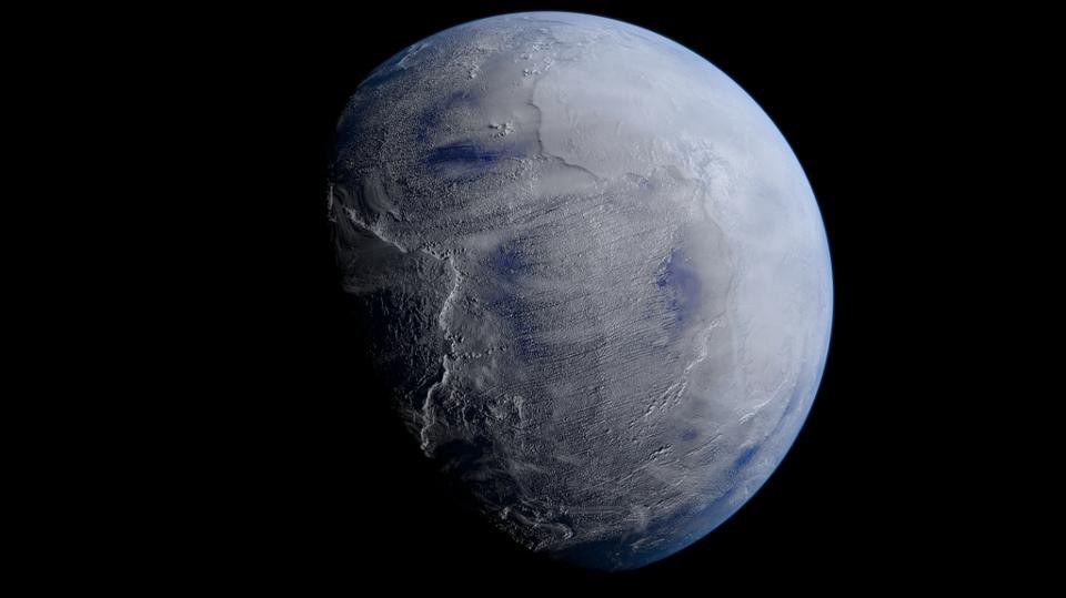 Snowball Earth: Explaining a 'once-in-a-billion-year event'