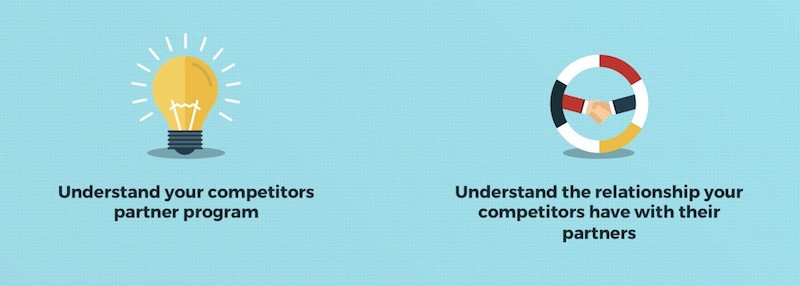 understand competitors to your channel partner program