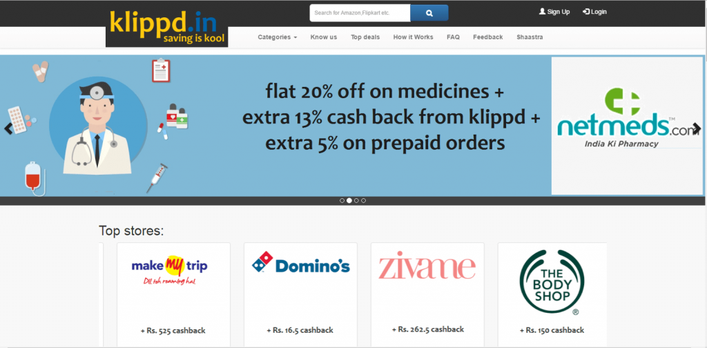 0203cdbb4757f Presently which are the best online free shopping coupons in India?