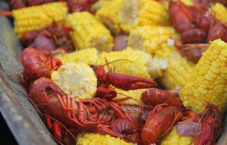 Crawfish in the courtyard facebook photojpg 479f14697fe8ed48