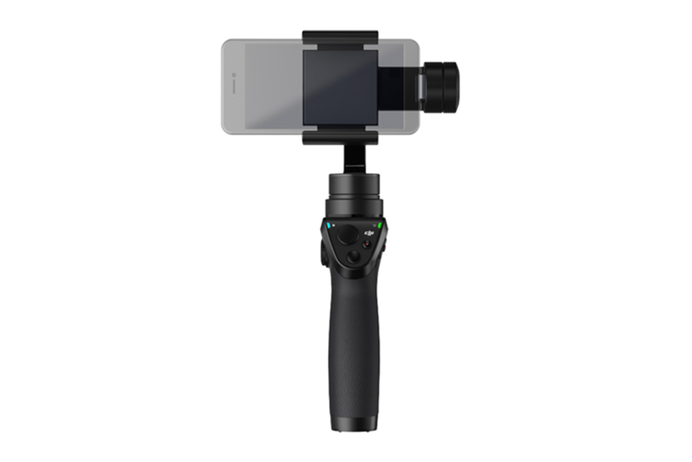 OSMO Mobile Front View