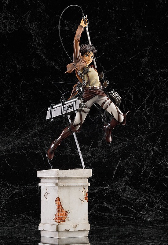 Eren Yeager 1:8 Figure by Good Smile Company