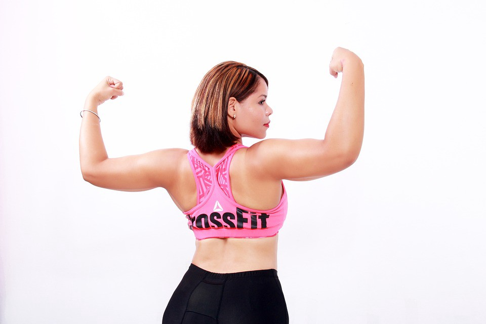 Women, Strong, Exercise, Crossfit, Kirsy Figueroa