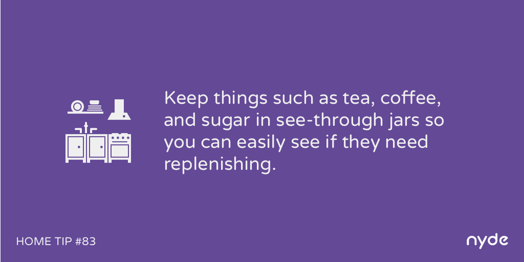 Home Tip #83