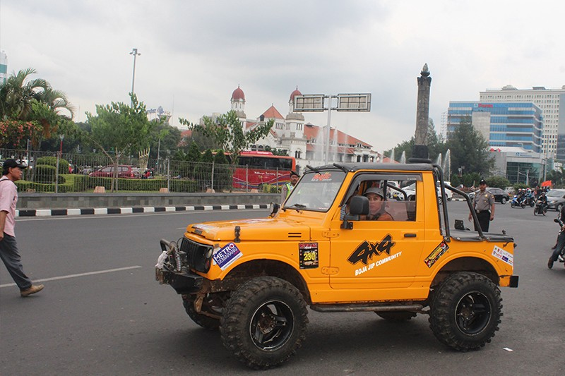 Offroader Destinasi Indonesia
