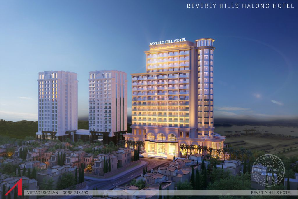 Hometel Beverly Hills hạ Long