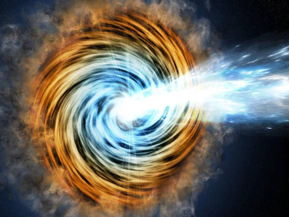 What Was It Like When The First Supermassive Black Holes Formed?