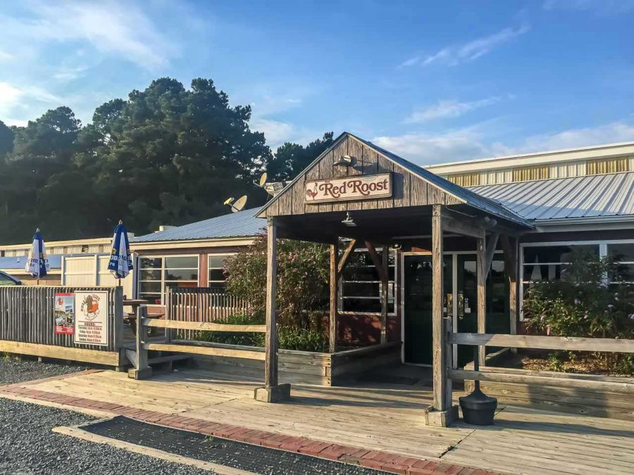Red Roost crabhouse and restaurant-