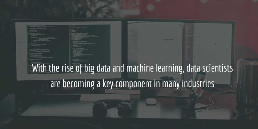 big data & machine learning demans in Industry