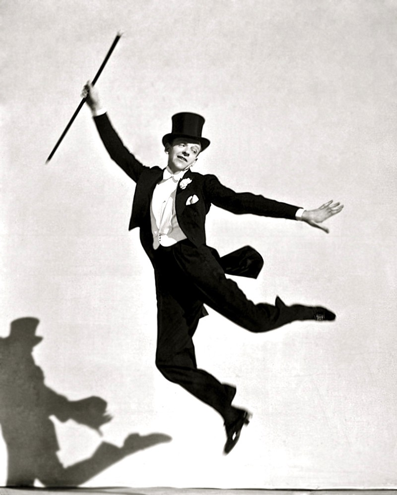 fred astaire jumping
