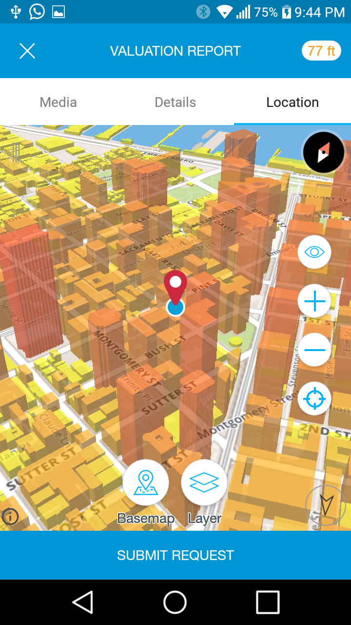 it's been exciting for us to see unique ways that our tools can enhance theuser experience for a platform like gruntify where location data is socritical . gruntify's new maps for data collaboration – points of interest