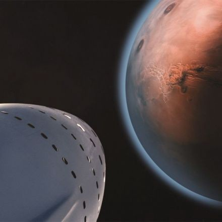 Space X's Trips To Mars Will Pretty Much Be Like A Cruise Ship