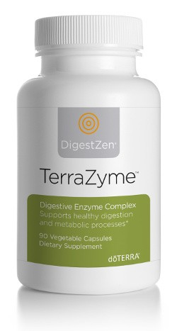 Terrazyme Digestive Enzyme Supplement
