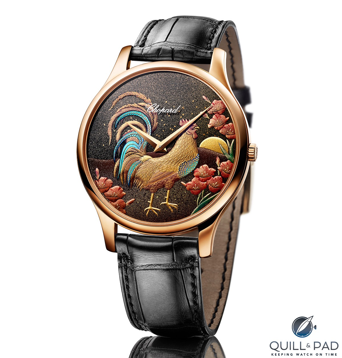Chopard L.U.C XP Urushi Year of the Rooster
