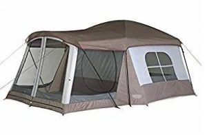 Best 8-person family dome tent