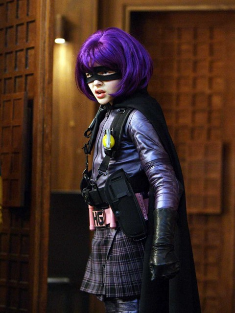 Great Character Hit Girl Kick-Ass  Go Into The Story-8860