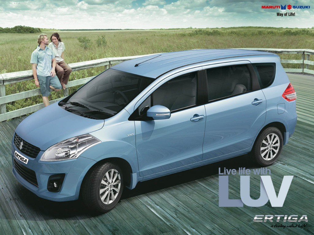 3 In The List Of The Best 7 Seaters Is The Maruti Branded Ertiga.