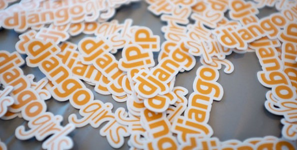 Django Girls Stickers